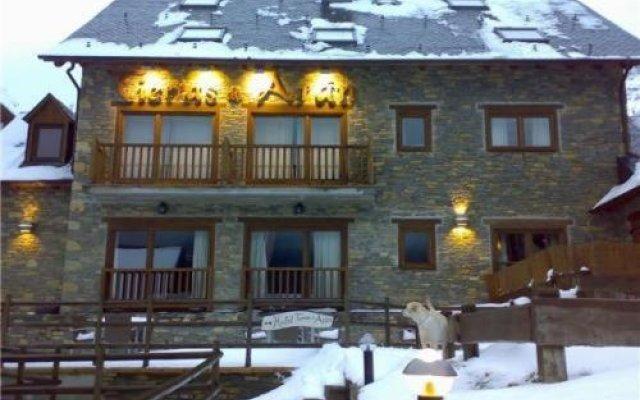 Отель Tierras De Aran Испания, Вьельа Э Михаран - отзывы, цены и фото номеров - забронировать отель Tierras De Aran онлайн вид на фасад