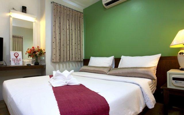 Отель Nida Rooms Rambutri 147 Grand Palace Бангкок комната для гостей