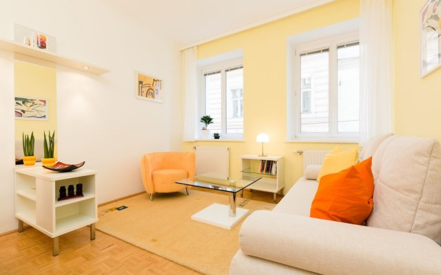 Апартаменты Jupiter Apartment Dorotheergasse комната для гостей