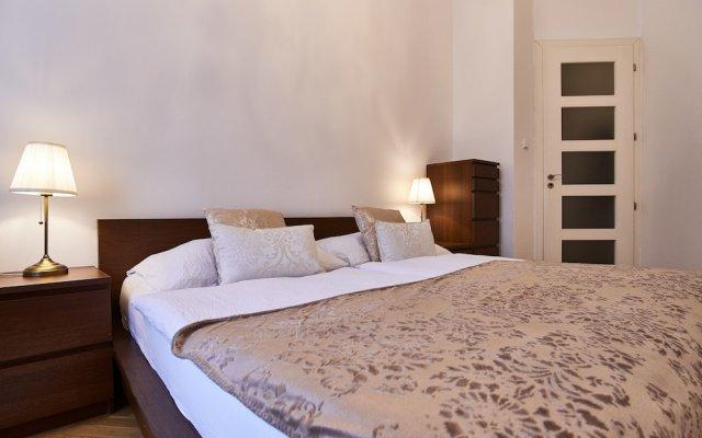 Апартаменты Luxury Apartment In The Heart Of Prague комната для гостей