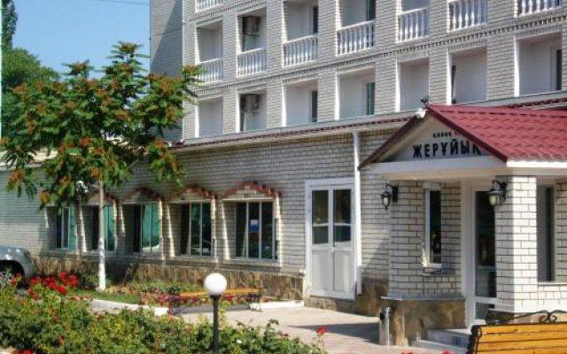 Гостиница Zeruik Казахстан, Актау - отзывы, цены и фото номеров - забронировать гостиницу Zeruik онлайн вид на фасад