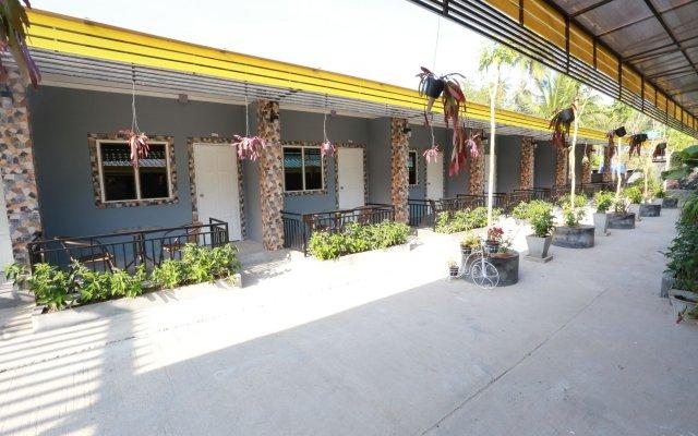 Отель Greenery Resort Koh Tao вид на фасад