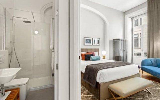 Отель The White Box Boutique House комната для гостей