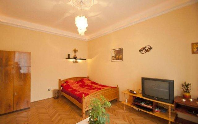 Апартаменты Balcony Apartment Budapest комната для гостей