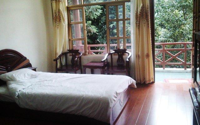 Отель Dang Khoa Sa Pa Garden Вьетнам, Шапа - отзывы, цены и фото номеров - забронировать отель Dang Khoa Sa Pa Garden онлайн комната для гостей