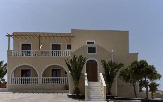 Отель Villa Danezis Греция, Остров Санторини - отзывы, цены и фото номеров - забронировать отель Villa Danezis онлайн вид на фасад