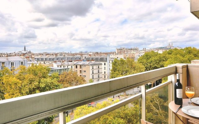 The Most Amazing View of Paris