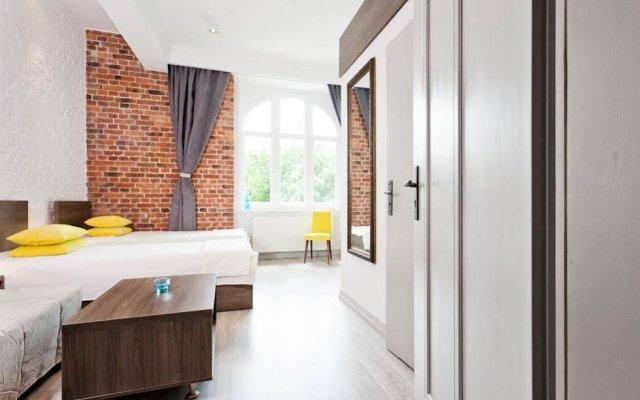 Отель MoHo S Hostel Польша, Вроцлав - отзывы, цены и фото номеров - забронировать отель MoHo S Hostel онлайн комната для гостей
