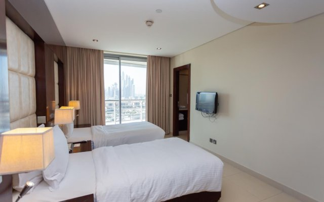 AlSalam Grand Hotel and Hotel Apartments Media City 2