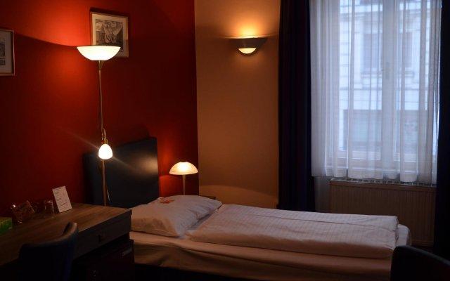 Отель Pension Excellence Вена комната для гостей