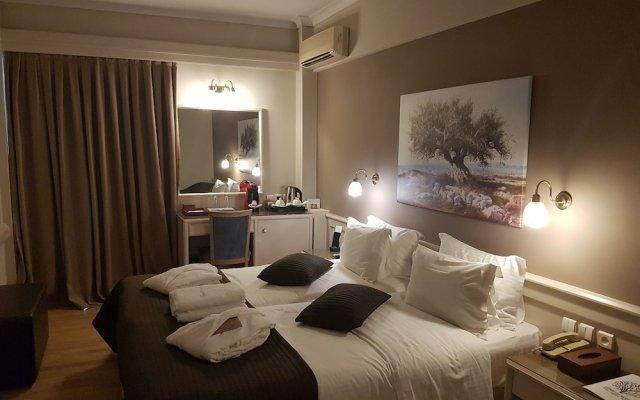 Coral Hotel Athens Афины комната для гостей