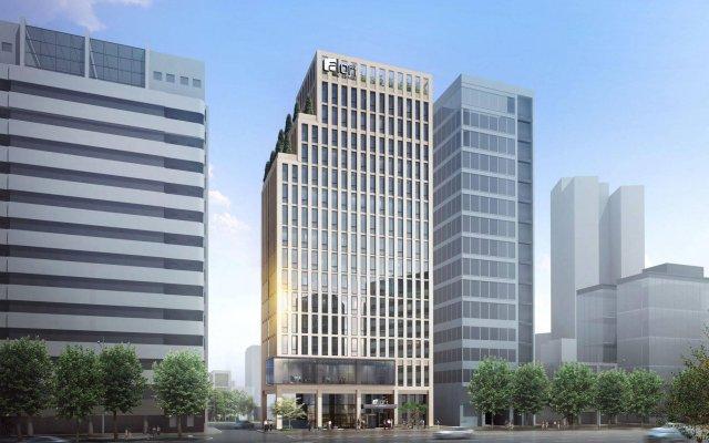 Отель Aloft Seoul Gangnam вид на фасад