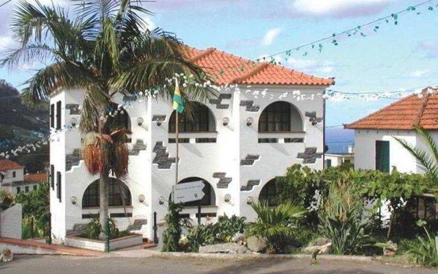 Отель Rural Sanroque Машику вид на фасад