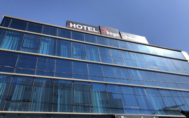 Отель 7Boys Hotel Иордания, Амман - отзывы, цены и фото номеров - забронировать отель 7Boys Hotel онлайн вид на фасад