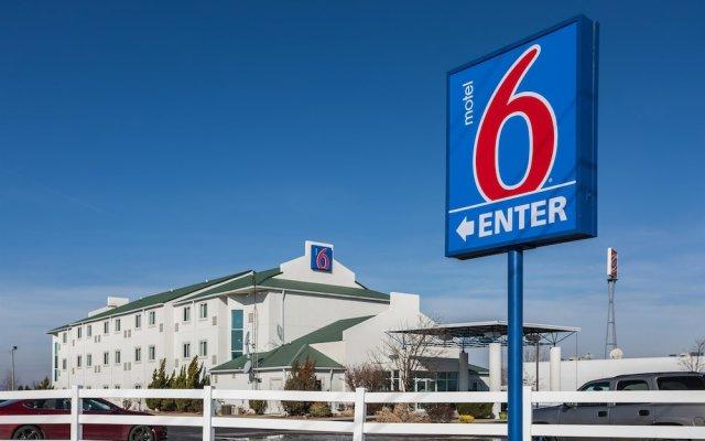 Отель Motel 6 Dale вид на фасад