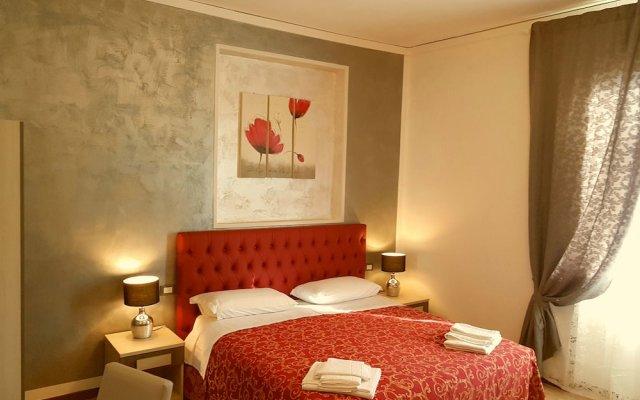 Отель B&B La Cittadella комната для гостей