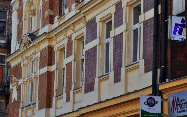 Отель Ego Center Apartments Польша, Варшава - отзывы, цены и фото номеров - забронировать отель Ego Center Apartments онлайн вид на фасад