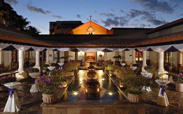 Отель Pueblo Bonito Sunset Beach Resort & Spa - Luxury Все включено вид на фасад