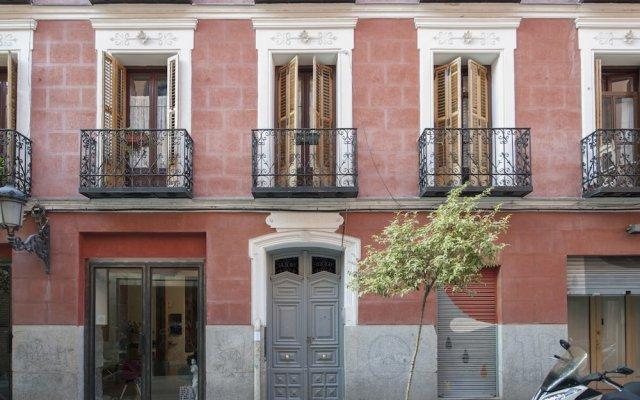 Отель Apartamento Palacio Real IV Испания, Мадрид - отзывы, цены и фото номеров - забронировать отель Apartamento Palacio Real IV онлайн вид на фасад