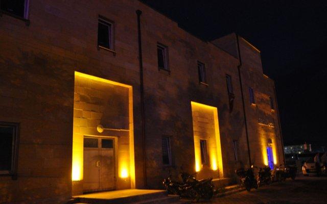 Casablanca Garden Hotel Аванос вид на фасад