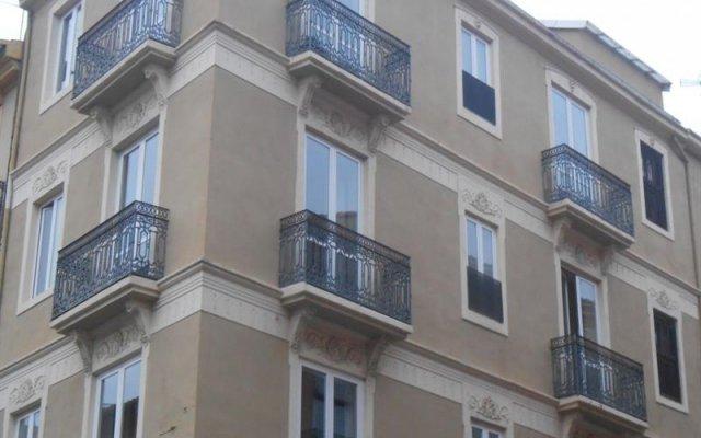 Отель Flats Friends Torres Quart Валенсия вид на фасад