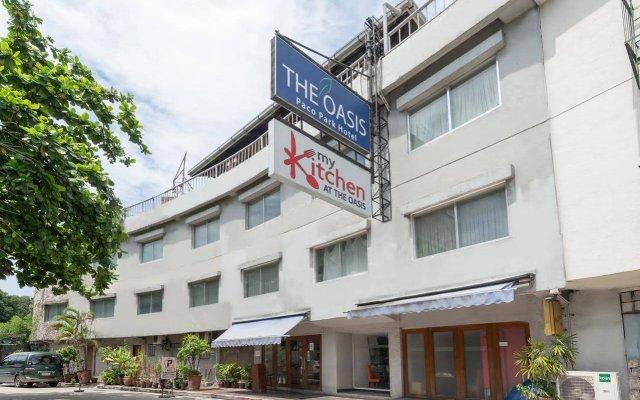 Отель Oasis Park Hotel Филиппины, Манила - 2 отзыва об отеле, цены и фото номеров - забронировать отель Oasis Park Hotel онлайн вид на фасад