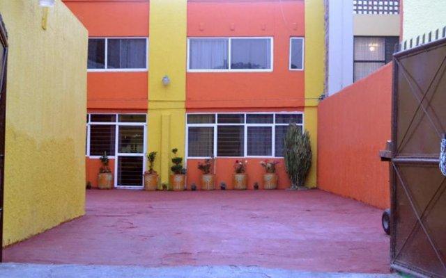 Hotel Brazil вид на фасад