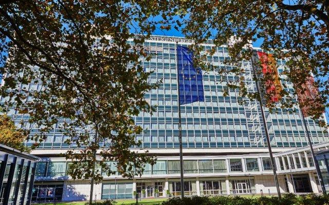Отель Steigenberger Hotel Koln Германия, Кёльн - 1 отзыв об отеле, цены и фото номеров - забронировать отель Steigenberger Hotel Koln онлайн вид на фасад