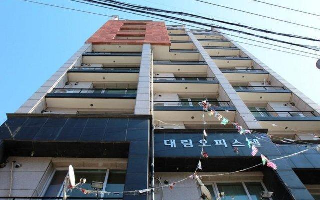 Отель Daelim Residence Южная Корея, Сеул - отзывы, цены и фото номеров - забронировать отель Daelim Residence онлайн вид на фасад