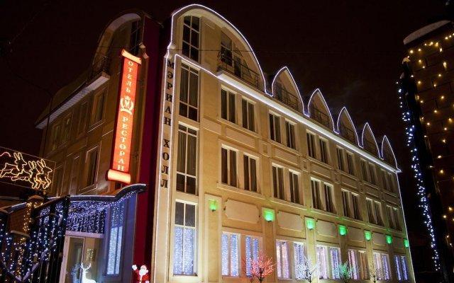 Гостиница MarianHall вид на фасад