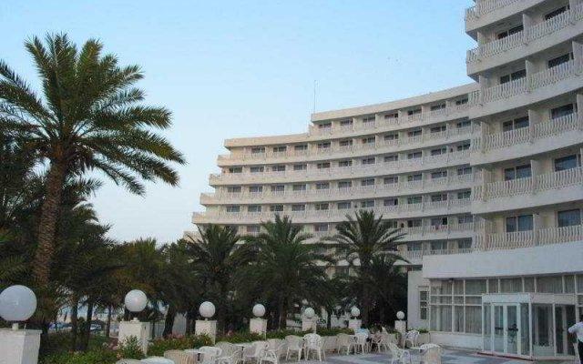 Отель El Hana Beach Сусс вид на фасад