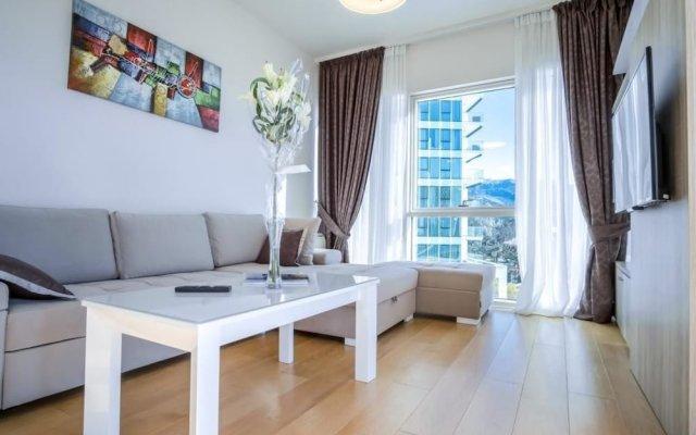Отель Sea & Sky Lux Черногория, Будва - отзывы, цены и фото номеров - забронировать отель Sea & Sky Lux онлайн комната для гостей