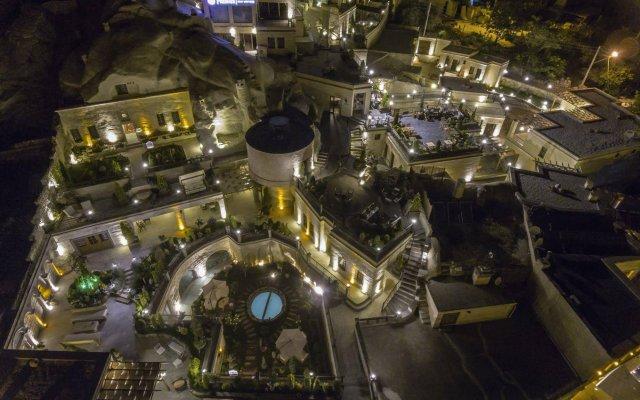Отель Best Western Premier Cappadocia - Special Class вид на фасад