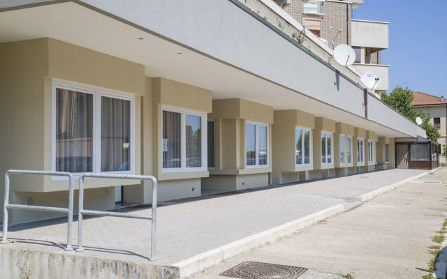 Отель Rivabella Suite Apartments Италия, Римини - отзывы, цены и фото номеров - забронировать отель Rivabella Suite Apartments онлайн вид на фасад