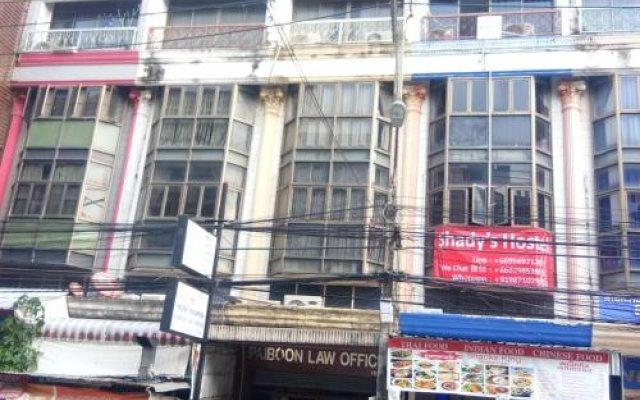 Отель Shady's Hostel Таиланд, Паттайя - отзывы, цены и фото номеров - забронировать отель Shady's Hostel онлайн вид на фасад