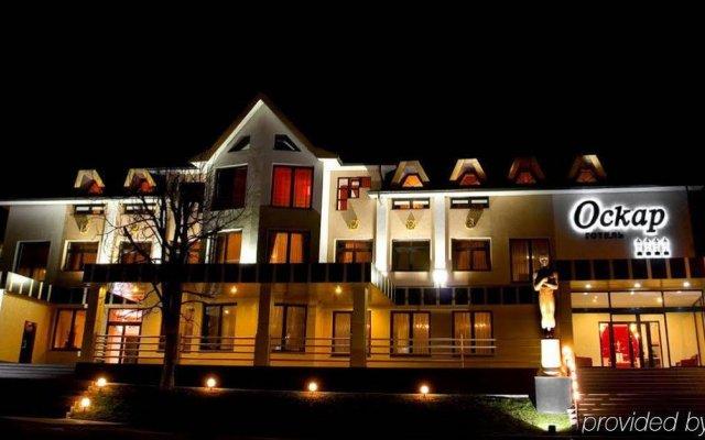 Гостиница Оскар вид на фасад