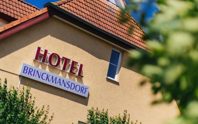 Hotel Brinckmansdorf вид на фасад