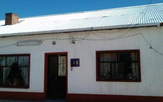Отель Cabaña Los Portales вид на фасад