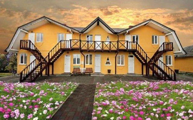 Гостиница Sanatorium Konvaliya Украина, Трускавец - отзывы, цены и фото номеров - забронировать гостиницу Sanatorium Konvaliya онлайн вид на фасад