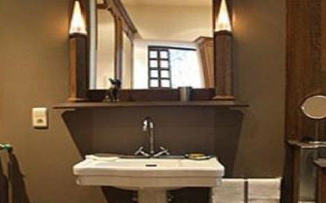 Отель La Roulotte De Marguerite Брюссель ванная