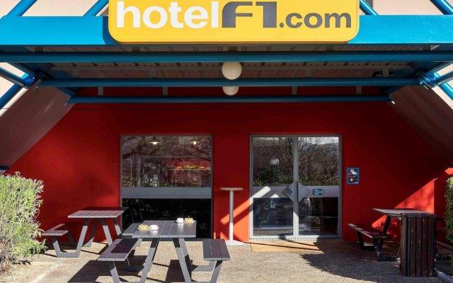 hotelF1 Lille Métropole (Métro Mons Sarts) (rénové) 0