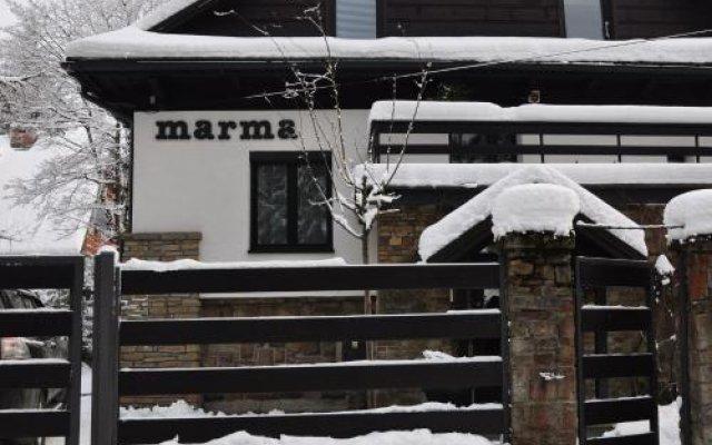 Отель Willa Marma B&B вид на фасад