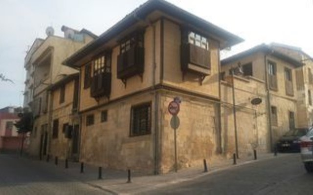 Отель Arifbey Konagi вид на фасад