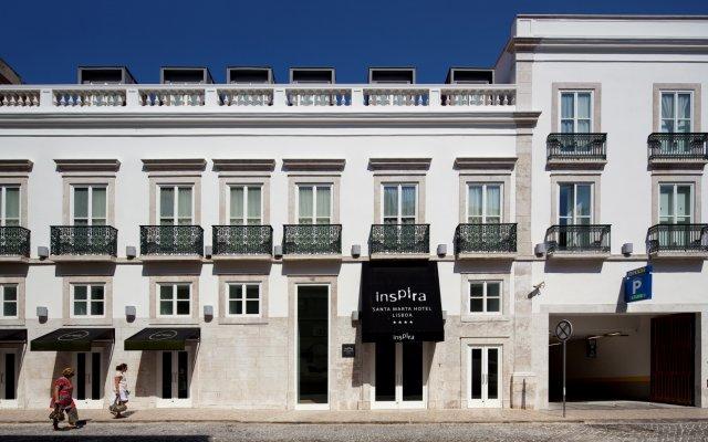 Inspira Santa Marta Hotel вид на фасад