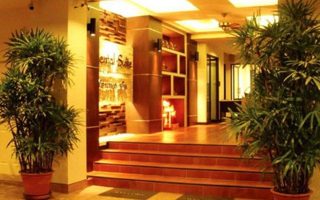 Отель Oriental Suite Таиланд, Бангкок - отзывы, цены и фото номеров - забронировать отель Oriental Suite онлайн вид на фасад