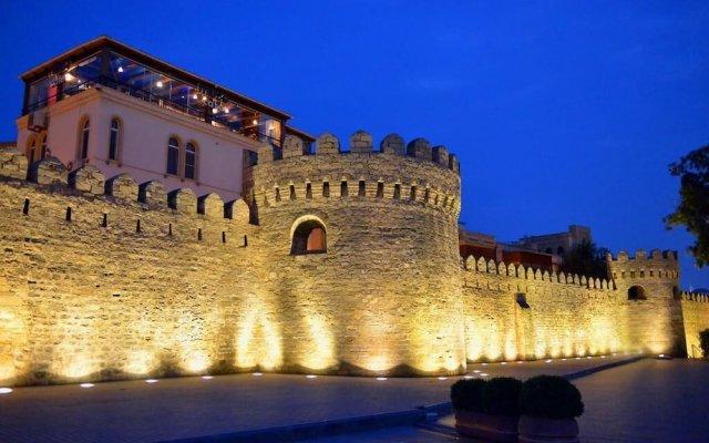 Отель Ичери Шехер Азербайджан, Баку - отзывы, цены и фото номеров - забронировать отель Ичери Шехер онлайн вид на фасад