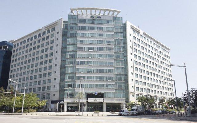 Отель Goodday Airtel Южная Корея, Инчхон - отзывы, цены и фото номеров - забронировать отель Goodday Airtel онлайн вид на фасад