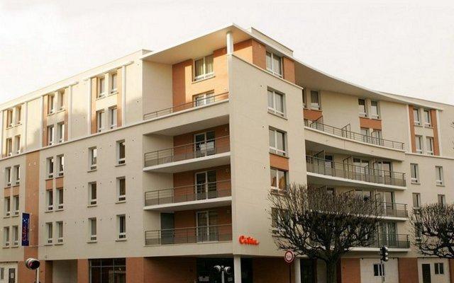 Отель Aparthotel Adagio access Paris Quai d'Ivry вид на фасад