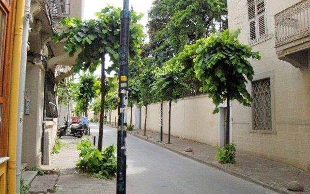 Отель carme otel 2 вид на фасад