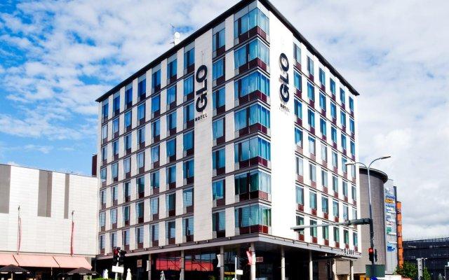 GLO Hotel Espoo Sello вид на фасад